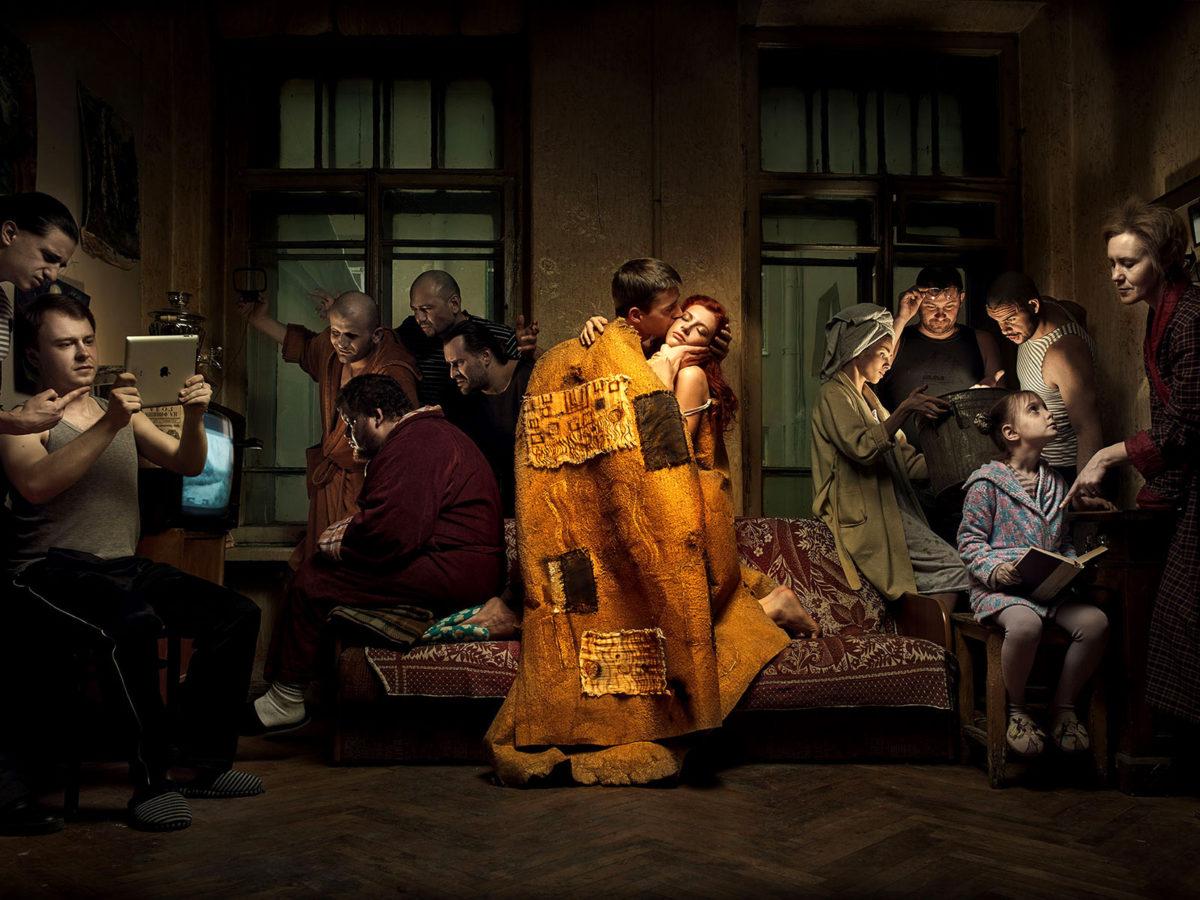 Andrey Kezzyn for Periskop photo exhibition