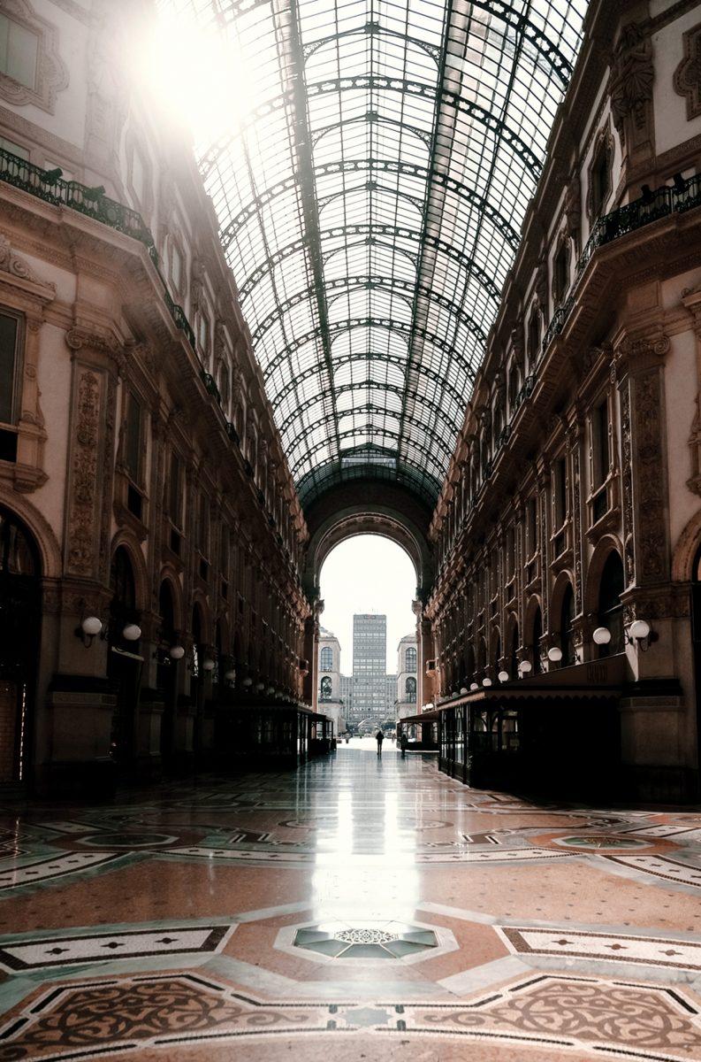 Luciano Consolini per mostra fotografica Periskop