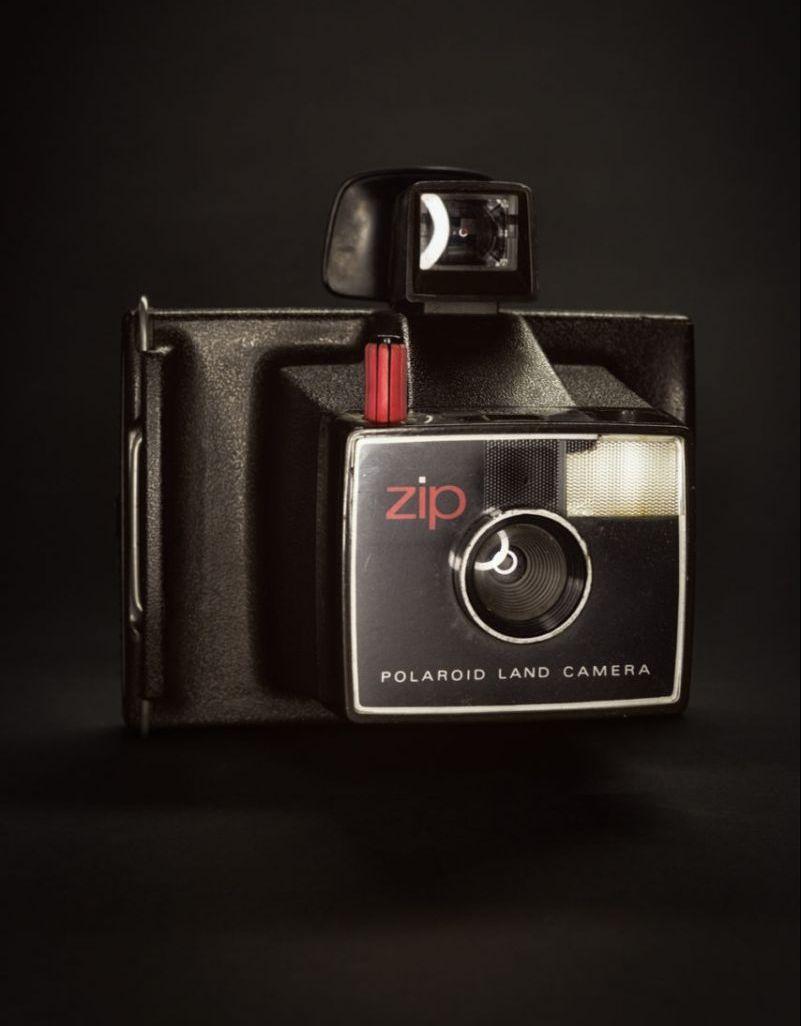Gianluca Giannone fotografo, Polaroid Zip